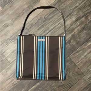KATE SPADE authentic stripe bag